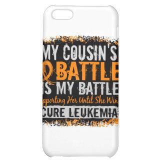My Battle Too 2 Leukemia Cousin Female iPhone 5C Covers