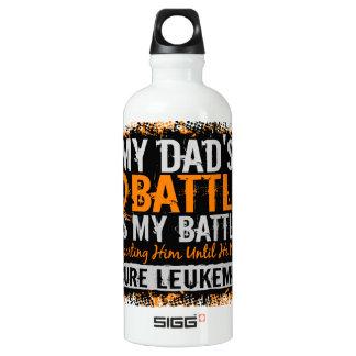 My Battle Too 2 Leukemia Dad SIGG Traveler 0.6L Water Bottle