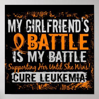 My Battle Too 2 Leukemia Girlfriend Poster