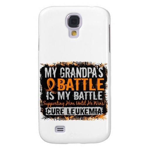 My Battle Too 2 Leukemia Grandpa Samsung Galaxy S4 Covers