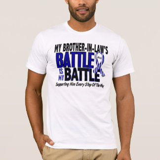 My Battle Too ALS Brother-In-Law T-Shirt
