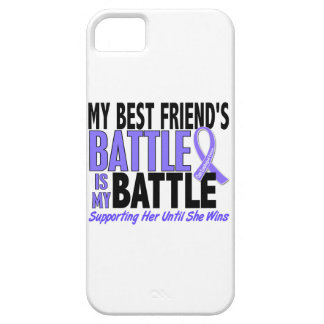 My Battle Too Best Friend (Female) Esophageal Canc iPhone SE/5/5s Case