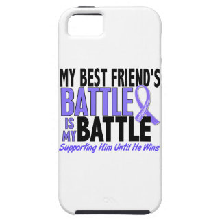 My Battle Too Best Friend (Male) Esophageal Cancer iPhone SE/5/5s Case