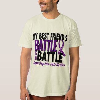 My Battle Too Best Friend Pancreatic Cancer T-Shirt