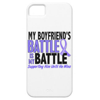 My Battle Too Boyfriend Esophageal Cancer iPhone SE/5/5s Case