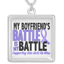My Battle Too Boyfriend Esophageal Cancer Jewelry