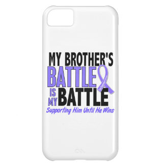 My Battle Too Brother Esophageal Cancer Case For iPhone 5C