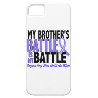 My Battle Too Brother Esophageal Cancer iPhone SE/5/5s Case