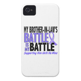 My Battle Too Brother-In-Law Esophageal Cancer iPhone 4 Case-Mate Case