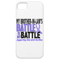 My Battle Too Brother-In-Law Esophageal Cancer iPhone SE/5/5s Case