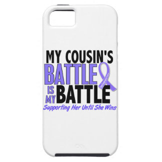 My Battle Too Cousin (Female) Esophageal Cancer iPhone SE/5/5s Case