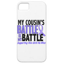 My Battle Too Cousin (Male) Esophageal Cancer iPhone SE/5/5s Case