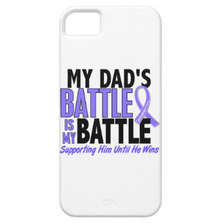 My Battle Too Dad Esophageal Cancer iPhone SE/5/5s Case