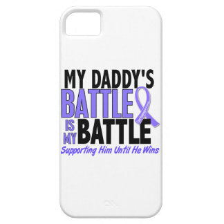 My Battle Too Daddy Esophageal Cancer iPhone SE/5/5s Case