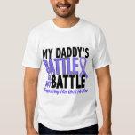 My Battle Too Daddy Esophageal Cancer Tshirt