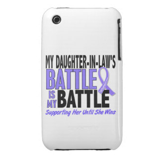 My Battle Too Daughter-In-Law Esophageal Cancer iPhone 3 Cover