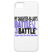 My Battle Too Daughter-In-Law Esophageal Cancer iPhone SE/5/5s Case