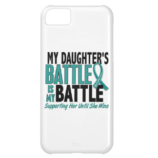 My Battle Too Daughter Ovarian Cancer Cover For iPhone 5C