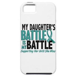 My Battle Too Daughter Ovarian Cancer iPhone SE/5/5s Case