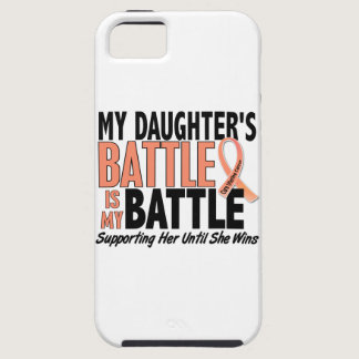 My Battle Too Daughter Uterine Cancer iPhone SE/5/5s Case