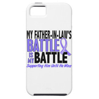 My Battle Too Father-In-Law Esophageal Cancer iPhone SE/5/5s Case