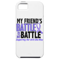 My Battle Too Friend (Female) Esophageal Cancer iPhone SE/5/5s Case