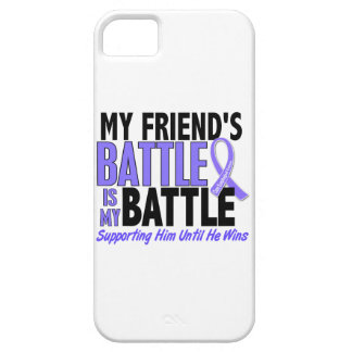 My Battle Too Friend (Male) Esophageal Cancer iPhone SE/5/5s Case