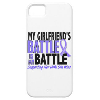 My Battle Too Girlfriend Esophageal Cancer iPhone SE/5/5s Case