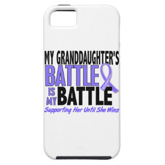 My Battle Too Granddaughter Esophageal Cancer iPhone SE/5/5s Case