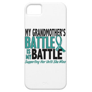 My Battle Too Grandmother Ovarian Cancer iPhone SE/5/5s Case