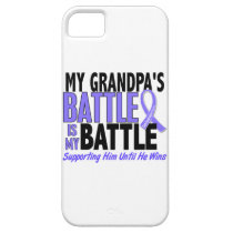 My Battle Too Grandpa Esophageal Cancer iPhone SE/5/5s Case