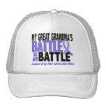 My Battle Too Great Grandma Esophageal Cancer Hat