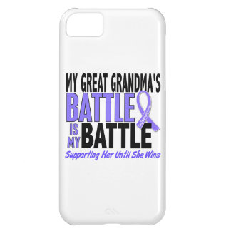 My Battle Too Great Grandma Esophageal Cancer iPhone 5C Cover