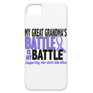 My Battle Too Great Grandma Esophageal Cancer iPhone SE/5/5s Case