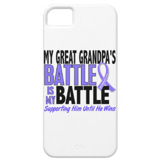 My Battle Too Great Grandpa Esophageal Cancer iPhone SE/5/5s Case