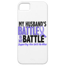 My Battle Too Husband Esophageal Cancer iPhone SE/5/5s Case