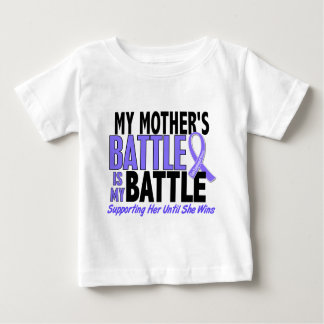 My Battle Too Mother Esophageal Cancer Baby T-Shirt