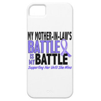 My Battle Too Mother-In-Law Esophageal Cancer iPhone SE/5/5s Case