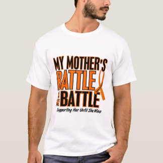 My Battle Too Mother Leukemia T-Shirt