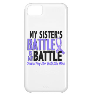 My Battle Too Sister Esophageal Cancer Cover For iPhone 5C