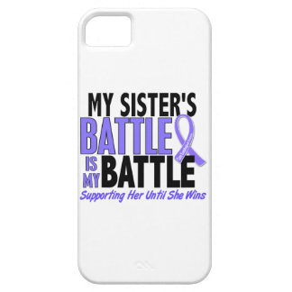 My Battle Too Sister Esophageal Cancer iPhone SE/5/5s Case