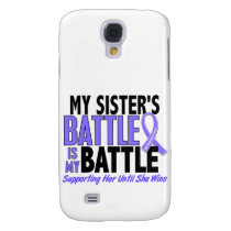My Battle Too Sister Esophageal Cancer Samsung Galaxy S4 Cover