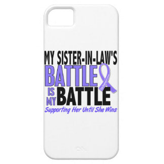 My Battle Too Sister-In-Law Esophageal Cancer iPhone SE/5/5s Case