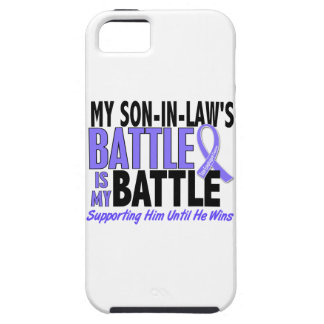 My Battle Too Son-In-Law Esophageal Cancer iPhone SE/5/5s Case