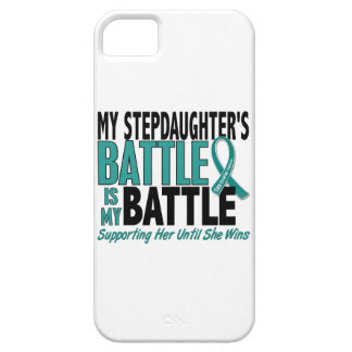 My Battle Too Stepdaughter Ovarian Cancer iPhone SE/5/5s Case