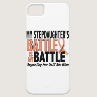 My Battle Too Stepdaughter Uterine Cancer iPhone SE/5/5s Case