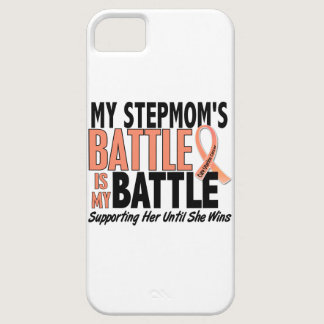 My Battle Too Stepmom Uterine Cancer iPhone SE/5/5s Case