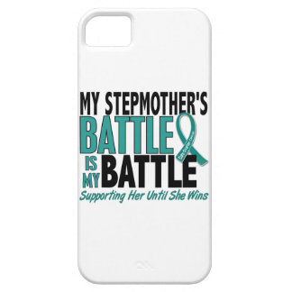 My Battle Too Stepmother Ovarian Cancer iPhone SE/5/5s Case