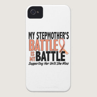 My Battle Too Stepmother Uterine Cancer iPhone 4 Cover