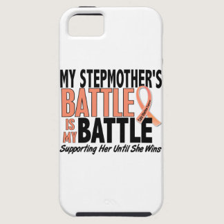 My Battle Too Stepmother Uterine Cancer iPhone SE/5/5s Case